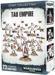 START COLLECTING! TAU EMPIRE #