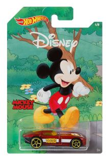 MICKEY & FRIENDS DIECAST VEHIC