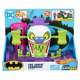 THE JOKER FUNHOUSE PLAY SET #G