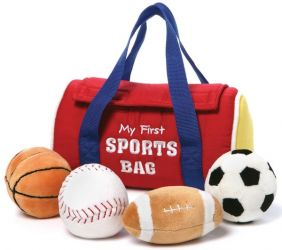 MY FIRST SPORTSBAG PLAYSET