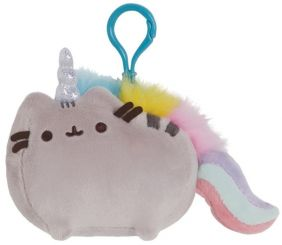 "PUSHEENICORN 4.5"" BACKPACK CLP"