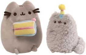 PUSHEEN & STORMY BIRTHDAY SET