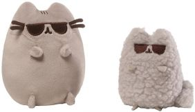 PUSHEEN & STORMY SUNGLASSES COLLECTOR ST
