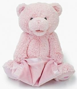 MY FIRST TEDDY PEEK-A-BOO-PINK