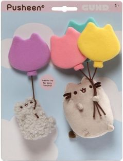 PUSHEEN & STORMY BALLOON SET
