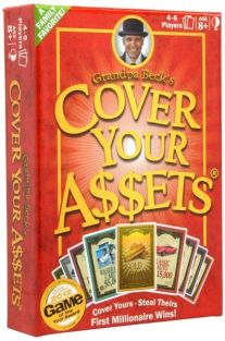 COVER YOUR ASSETS CARD GAME #2