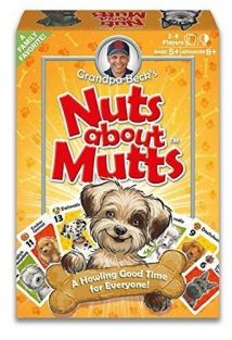 NUTS ABOUT MUTTS CARD GAME #40