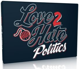 LOVE TO HATE: POLITICS GAME EX