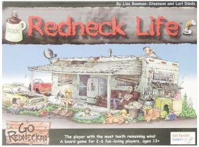REDNECK LIFE BOARD GAME #1000
