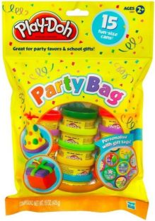 PLAY-DOH 15-PIECE PARTY BAG #1