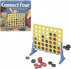 HASBRO CONNECT FOUR GAME #4430