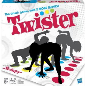 TWISTER GAME #98831 BY HASBRO