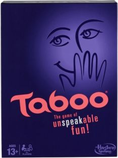 TABOO: THE GAME OF UNSPEAKABLE