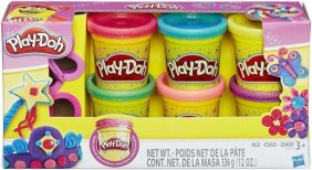 PLAY-DOH SPARKLE COMPOUND COLL