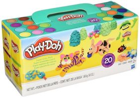 PLAY-DOH SUPER COLOR 20-PACK #