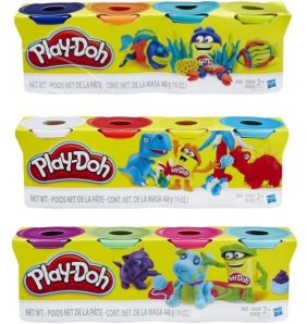 PLAY-DOH CLASSIC COLOR 4-PACK