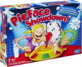 PIE FACE SHOWDOWN GAME #C0193