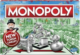 MONOPOLY GAME - NEW TOKEN LINEUP