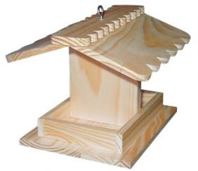 BIRD FEEDER KIT #0001 BY HOBBY EXPRESS