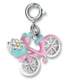 PINK BICYCLE CHARM