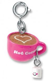HOT COCOA CHARM #CC804 BY CHAR