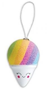 RAINBOW SNOW CONE ORNAMENT #CO