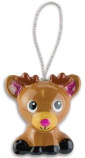 BABY REINDEER ORNAMENT #CO4 BY