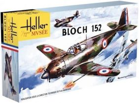 1/72 BLOCH 152C1 WWII FRENCH F