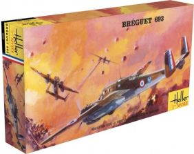 1/72 BREGUET 693/2 WWII FRENCH