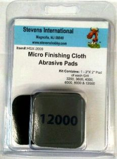 "2""X2"" MICRO FINISHING CLOTH AB"
