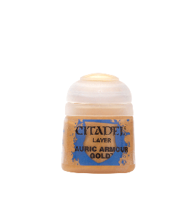 LAYER: AURIC ARMOUR GOLD #22-62 12 ML