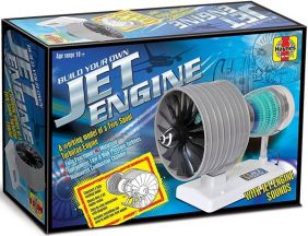 BUILD YOUR OWN WORKING JET ENG