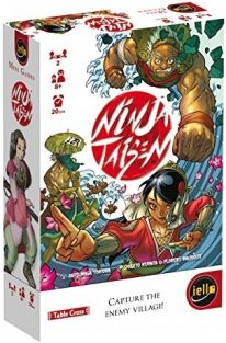 NINJA TAISEN GAME #51364 BY IE