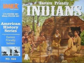 1/72 EASTERN FRIENDLY INDIANS