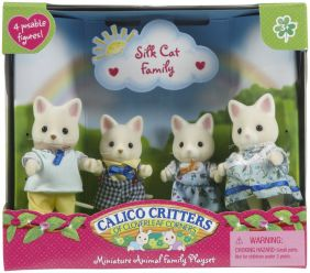 C/C SILK CAT FAMILY