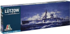 1/720 LUTZOW GERMAN BATTLESHIP