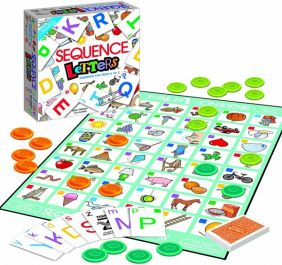 JAX SEQUENCE LETTERS GAME #801