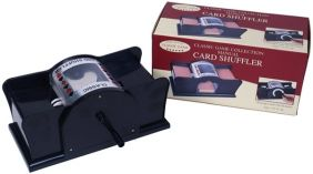 MANUAL CARD SHUFFLER #03665 BY