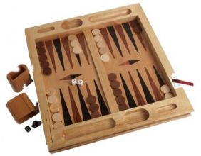 TABLE TOP BACKGAMMON