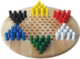 CHINESE CHECKERS-MASTERS SET