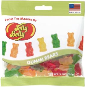 GUMMI BEARS 3 OZ.