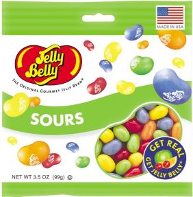 SOURS 3.5OZ JELLY BELLY