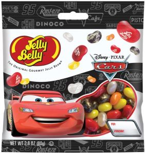 DISNEY CARS JELLY BELLY 2.8OZ