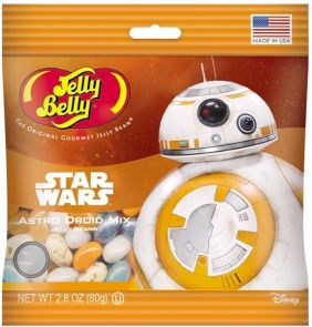 JELLY BELLY STAR WARS BB-8 AST