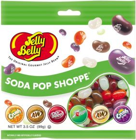 3.5OZ JB SODA POP SHOPPE JELLY