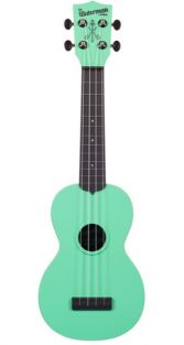 WATERMAN SEAFOAM GREEN UKULELE