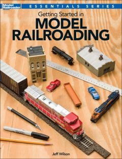 GETTING STARTED IN MODEL RAILR