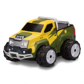 YELLOW OFF-ROAD TRUCK MEGA MOR