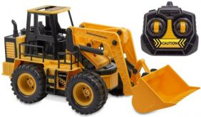 LARGE FRONT END LOADER 27MHZ