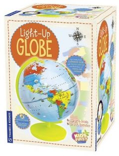 KIDS FIRST LIGHT-UP GLOBE #673